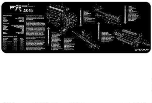 TekMat AR15 - 12x36In