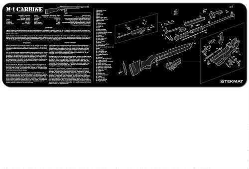 TekMat M1 Carbine - 12X36In
