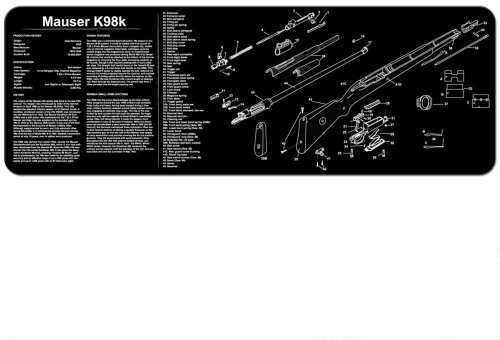 TekMat Mauser K98 - 12X36In