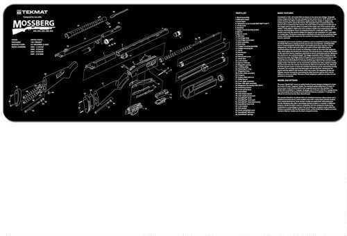 TekMat Mossberg Shotgun - 12x36In