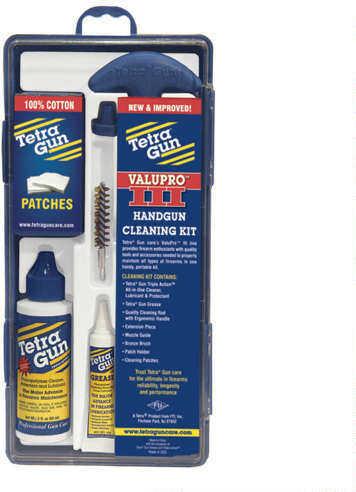 Tetra / FTI Inc. Gun Care .357/.38Cal./9MM Handgun Cleaning Kit