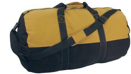 Tex Sport DUFFLE Bag - 30InX18In Two Tone Tan 10603
