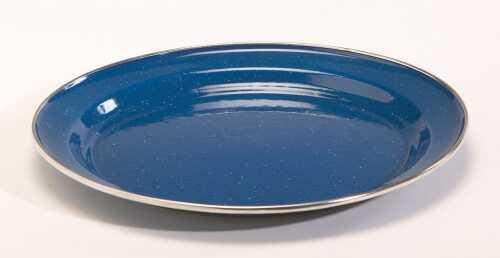 Tex Sport Texsport Plate - Enamel - SS Rim - 10In 14532