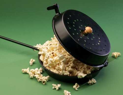 Tex Sport Non-Stick Popcorn Popper 15231