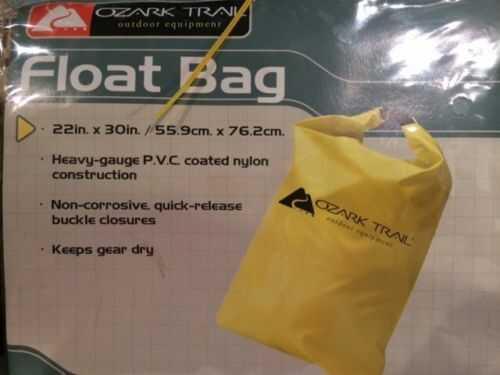 Tex Sport Texsport Float Bag - Yellow 22230