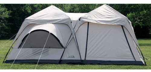 Tex Sport Texsport Tent - Twin PEAKS 2 Room Cabin/Screen 66403