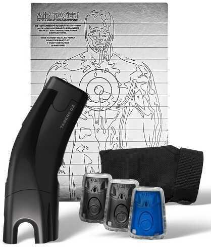 Taser Self-Defense Taser International TASER C2 Gold Kit 2 Live/1 Train Black 39036