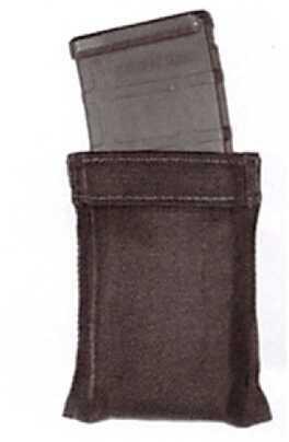 Tuff Products Tuff 3 Gun Clipon Single Rifle Mag Pouch Black