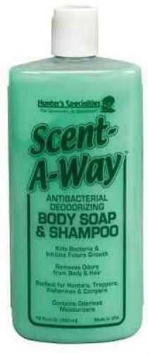 H.S. Scent-A-Way Antibacterial Liquid Soap 12Oz.
