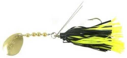 Yakima / Hildebrandt Snagless Sally 1/4 G-Black/Chartreuse Md#: H3SSGBC