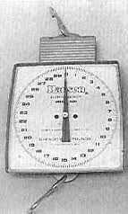 Hanson / Pelstar Hanson Scale - Dail 7842 20# Md#: 7842-0