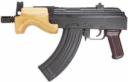 "Century Arms Micro Draco 7.62X39mm 30 Round 6.25"" Barrel AK-47 Bakelite Grip Semi Automatic Pistol HG2797N"