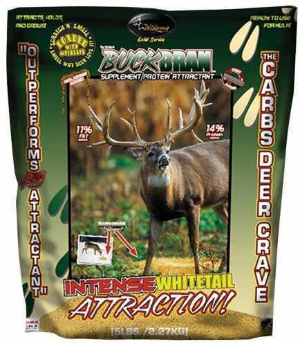 Wildgame Innovations / BA Products Buck Bran 25 Pound Bag 1/ctn