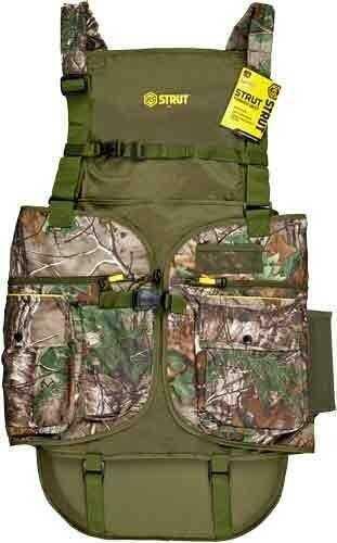 Hunter Specialties Hunters Specialties Strut Turkey Vest Realtree Xtra 2X/3X
