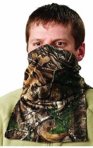 Hunter Specialties Spandex 1/2 Facemask Realtree Xtra