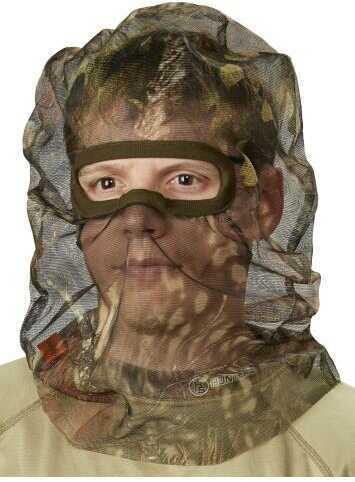 Hunter Specialties Hs Full Mesh Headnet Mossy Oak Break Up Country