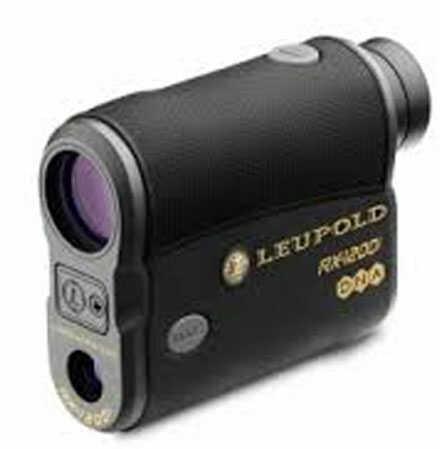 Leupold Rx-1200i Dna Laser Rangefinder Black