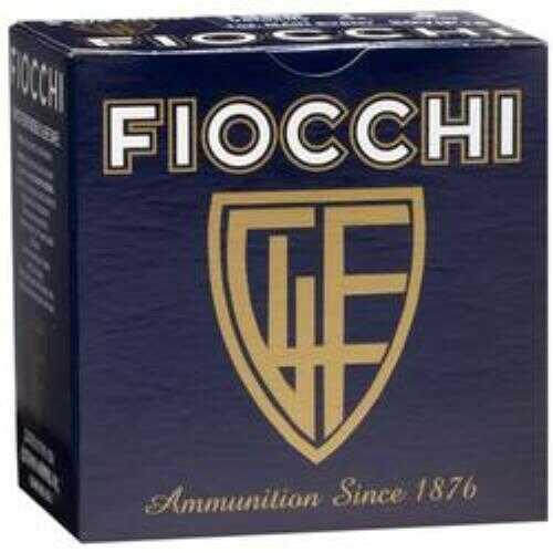 Fiocchi Ammo Fiocchi Waterfowl Speed Steel 12 Gauge 3 Inch 1-1/8 Ounce #6 Shot Shotshells, 25 Rounds Per Box