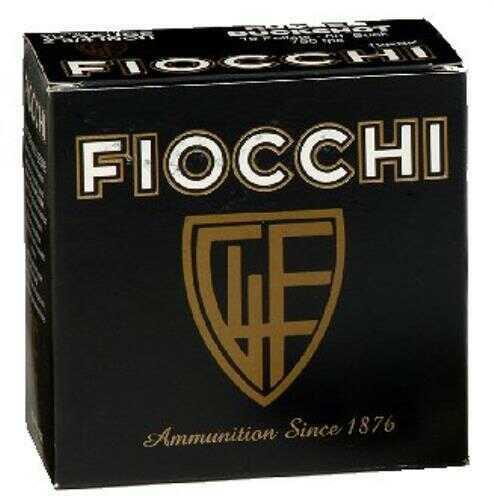 Fiocchi Ammo Fiocchi High Velocity 12 Gauge 2-3/4 Inch 1-1/4 Ounce #8 Shot Lead Shotshells, 25 Rounds Per Box