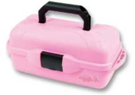 Flambeau 1 Tray Tackle Box Pink