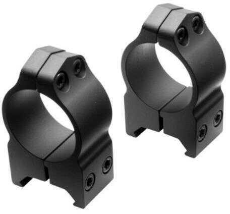 "Nikon S-Series 1"" High Scope Rings, Matte Black Md: 16157"