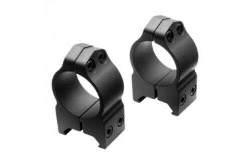 Nikon 30mm S-Series High Steel Rings, Matte Black Md: 16178