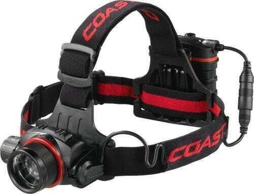 Coast Hl8 Led Headlamp 390l 4aa
