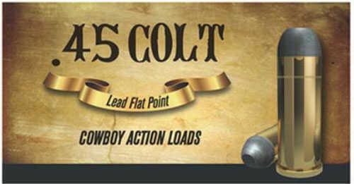 Aguila Cowboy Action .45 Colt 200 Grain Lead FP 50 Round Box