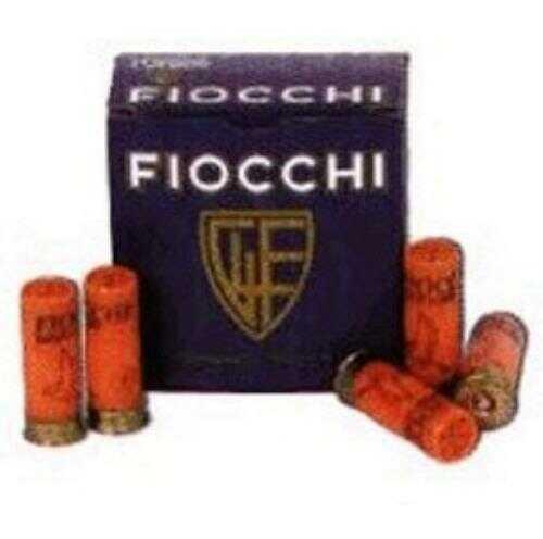 "Fiocchi Ammo Fiocchi High Velocity 20 Gauge 2-3/4"" 1 Ounce #9 Lead Shot Shotshells, 25 Rounds Per Box"