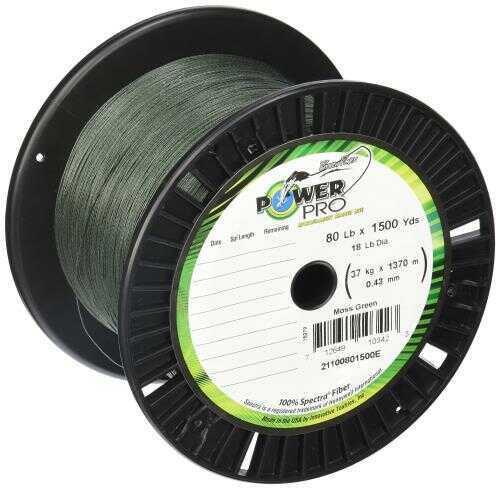 Shimano Power Pro 10 Pound1500 Yard Green