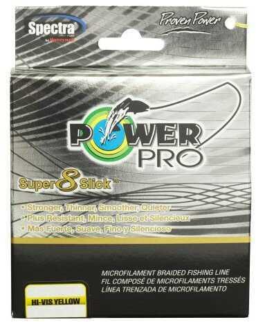 Shimano Powerpro 20 Pound 1500 Yard Yellow