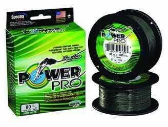 Shimano Power Pro 80 Pound 500 Yard Green