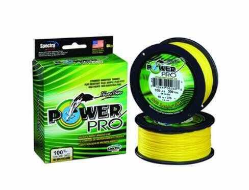 Shimano Power Pro 200 Pound 1500 Yard Yellow