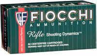Fiocchi Ammo Fiocchi Shooting Dynamics 243 Winchester PSP 100 Grain Ammunition, 20 Rounds Per Box