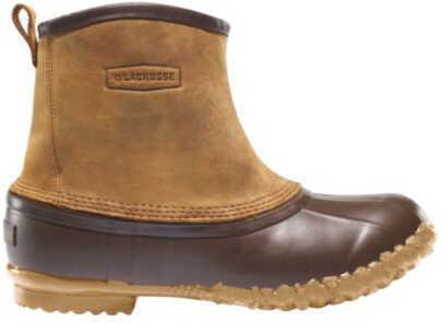 """Lacrosse Trekker I1 7"""" Slip-on Boot Brown Size-9"""
