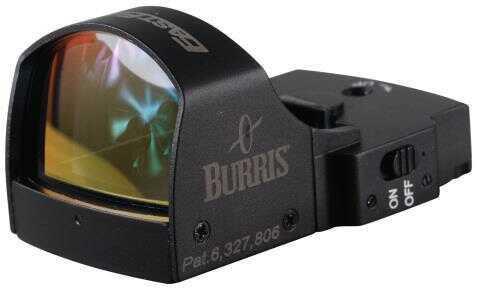 Burris FastFire II Reflex 4 MOA Red Dot Sight, Matte Black Md: 300233