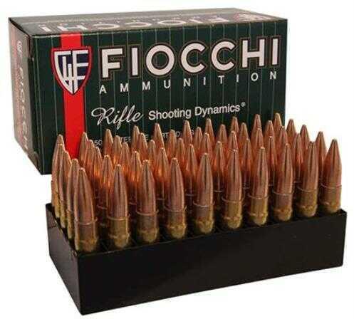 Fiocchi Ammo Fiocchi 300 Blackout 125 Grain Fbp P-tip 20 Rounds Md: 300BLKHA