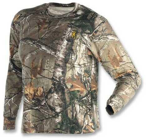 Browning Wasatch T-Shirt Ls MOBU