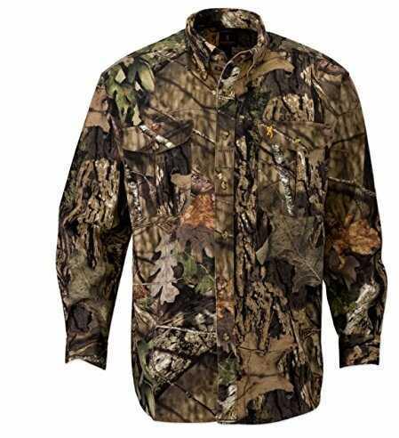 Browning Brn Wasatch Shirt Ls RTXTRA