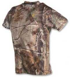 Browning Vapor Max Short Sleeve T-Shirt Realtree Xtra AP, Small Md: 3011512101
