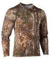 Browning Long Sleeve T-Shirt, Realtree Xtra AP, Small Md: 3011612101