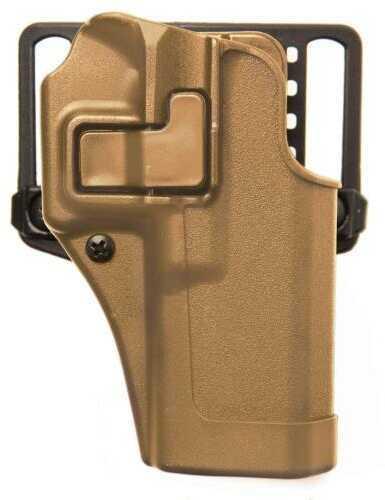 BlackHawk Serpa Cqc Glock 19/23/32/6 Coyote Tan