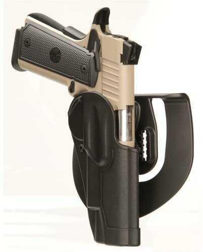 BlackHawk RH Ruger LC9/380 Standard CQC Holster-Black