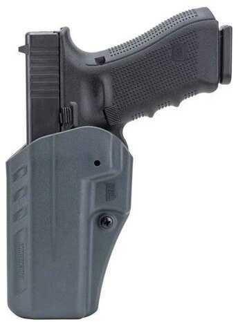 BlackHawk Appendix Reversible Carry Iwb Holster Ambidexterous Glock 43 Urban Gray