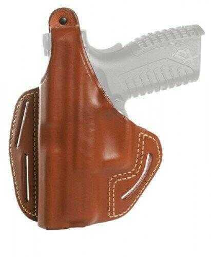 BlackHawk Leather Pancake Glock 19/23/36 Brown