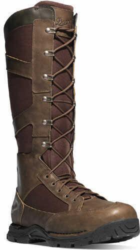 "Lacrosse Danner Pronghorn Snake Boot 17"" Brown"