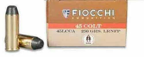 Fiocchi Ammo Fiocchi Cowboy Action .45 LC 250 Grain RNFP 50 Round box