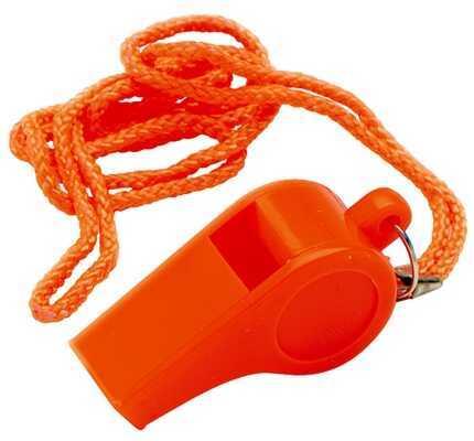 Seasense Sea Sense Orange Safety Whistle With Lanyard