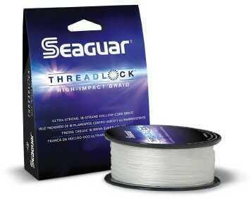 Seaguar / Kureha America Seaguar Threadlock Braid White 50 Pound 600 Yard