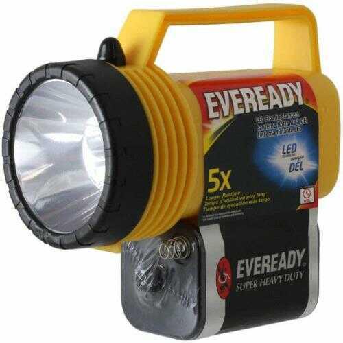 Energizer Eveready LED Floating 25 Lumen Lantern, Yellow Md: 5109LS